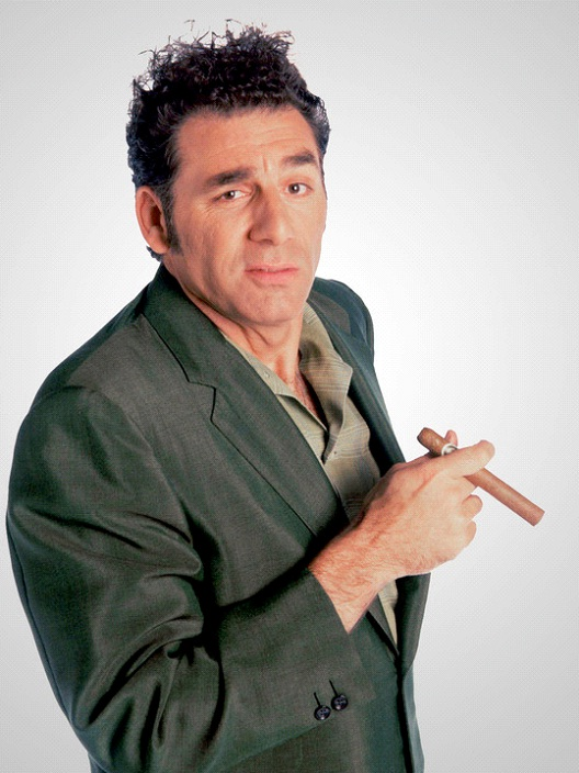 Michael Richards-Most Racist Celebrities