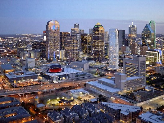 Dallas, Texas-Best Cities For Young Couples