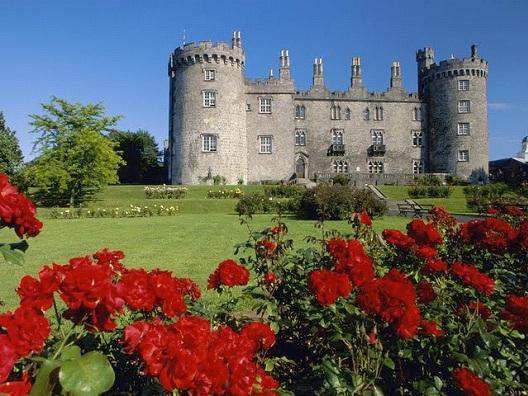 Kilkenny Castle - Ireland-Most Beautiful Castles Around The World