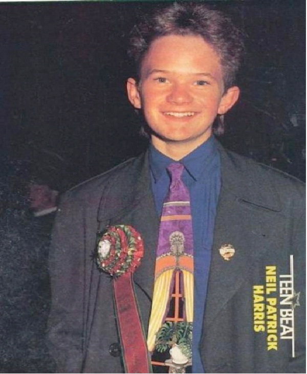 Doogie-Awesome 90's Men's Fashions
