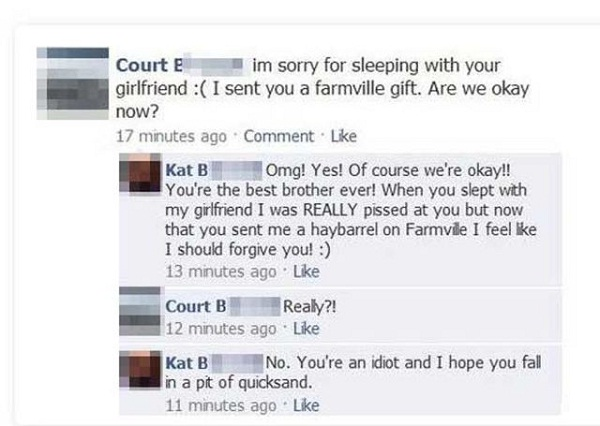 Farmville  Most Embarrassing Yet Hilarious Facebook Posts Youll Ever Read