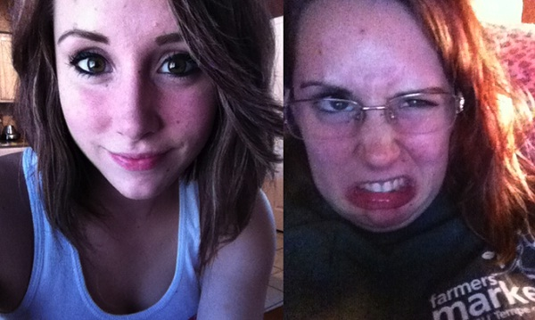 Is this possible?-12 Photos That Show Pretty Girls Making Ugly Faces