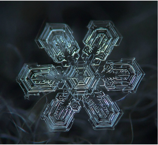 WishUpon A Star-Awesome Close-Up Pictures Of Snowflakes By Alexey Kljatov