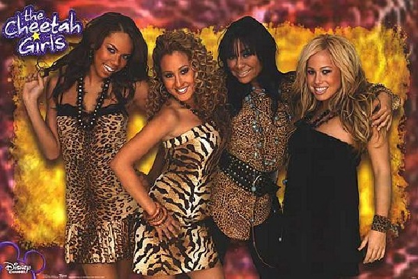 The Cheetah Girls-TV Shows That Never Aired