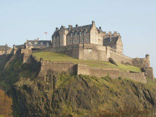 Edinburgh Castle-Top Must See Places In Scotland