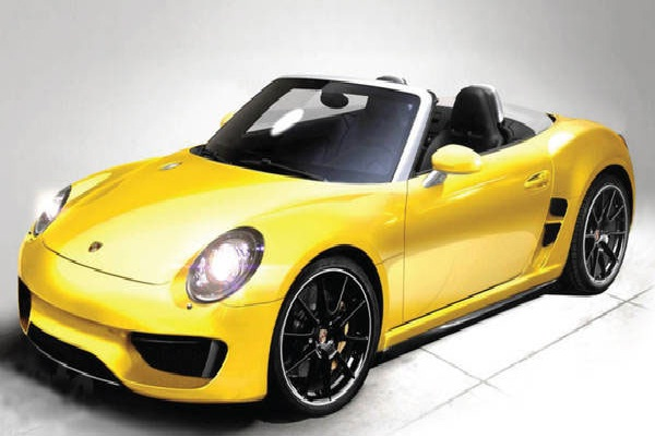 Porsche Boxster-Best Cars To Buy In 2014