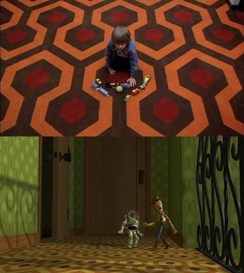 """Sid's carpet-Little Known Things About """"Toy Story"""" Trilogy"""
