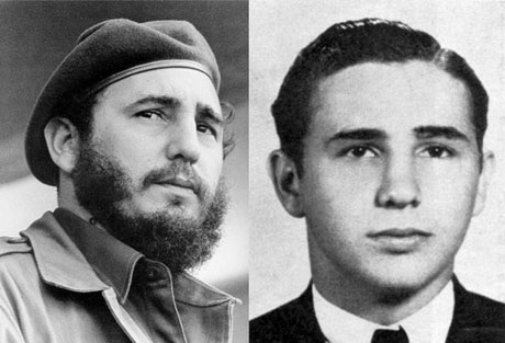 Fidel Castro-12 Images That Show A Beard Makes You Look Different