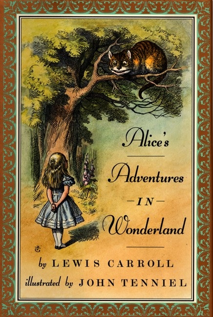 alice in wonderland book report When alice follows the white rabbit down a rabbit hole, she finds herself in a unbelievable land where she can change her size.
