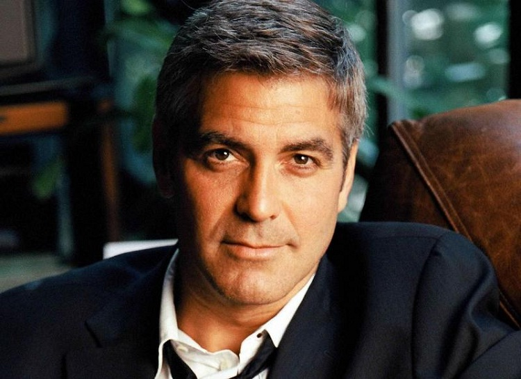 George Clooney-Mind Blowing Facts About Celebrities