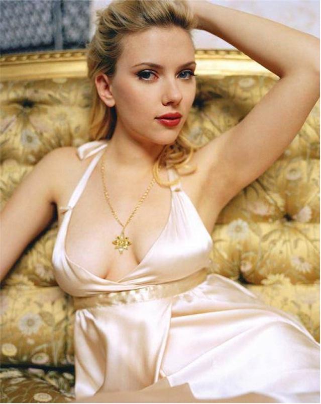 Scarlett Johannson - Actress-Famous Scorpios