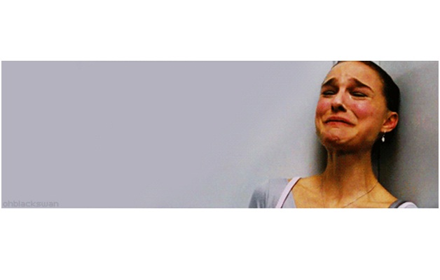 Natalie Portman's Black Swan Cry-Ugly Celeb Cry Faces