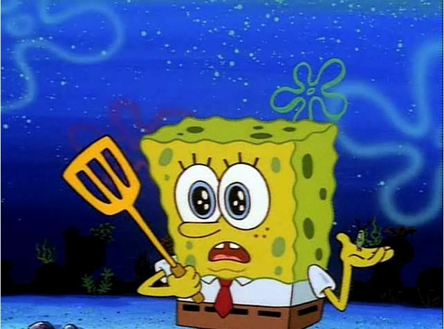 Spatula-Things We Learned From Spongebob Squarepants