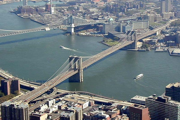 brooklyn bridge best places to visit in new york. Black Bedroom Furniture Sets. Home Design Ideas