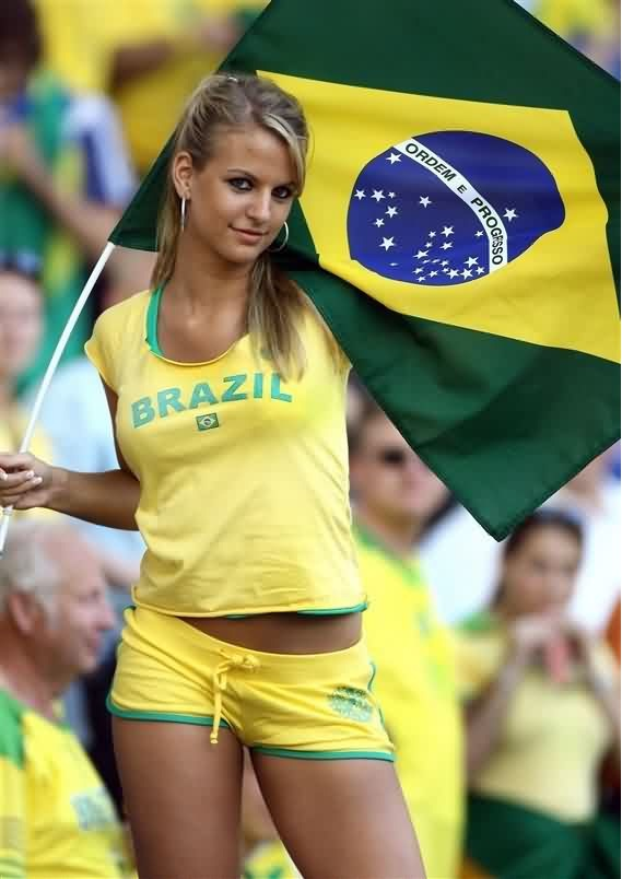 Brazil-The Best Countries To Hook Up With A Girl