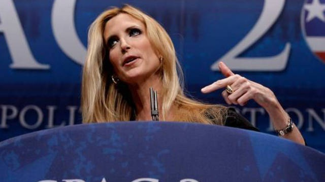 Ann Coulter-Famous People Who Were Fired For Saying Offensive Things