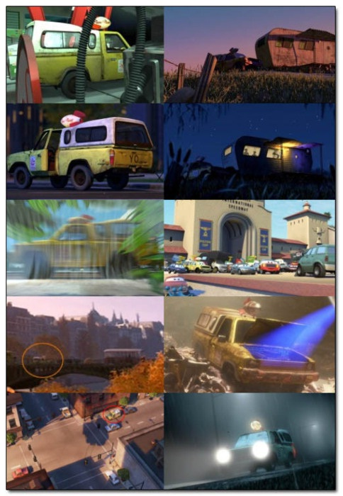 Pizza Planet-Mind Blowing Facts About Pixar That You Probably Didn't Know