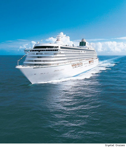 Crystal Cruises-Best Cruise Lines To Travel