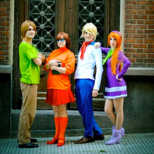 Where's Scooby?-24 Best Scooby Doo Cosplays Ever