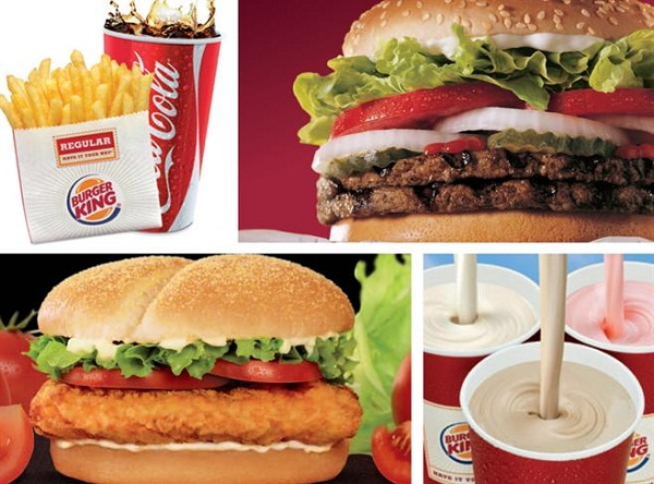 Burger King-Things You Don't Know About Google