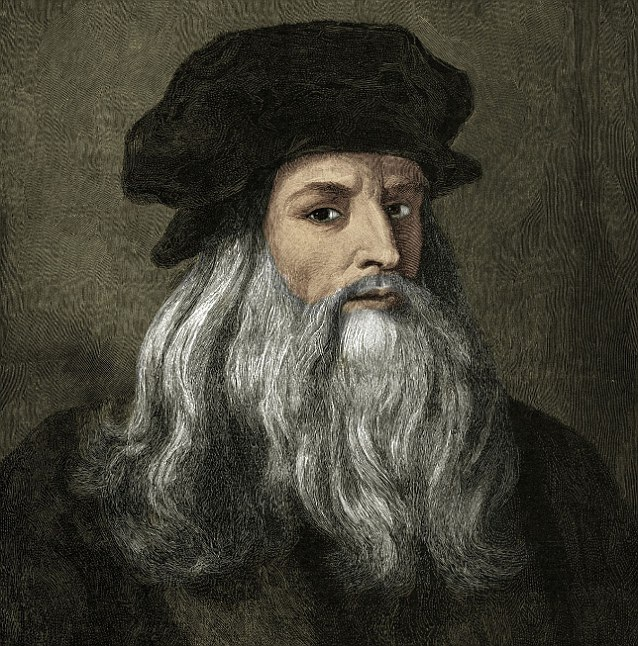 Da Vinci-Things You Didn't Know About Inventors