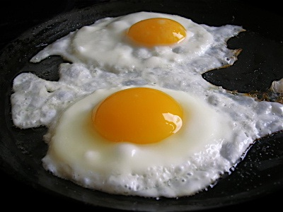 Fried-Various Ways To Cook Eggs