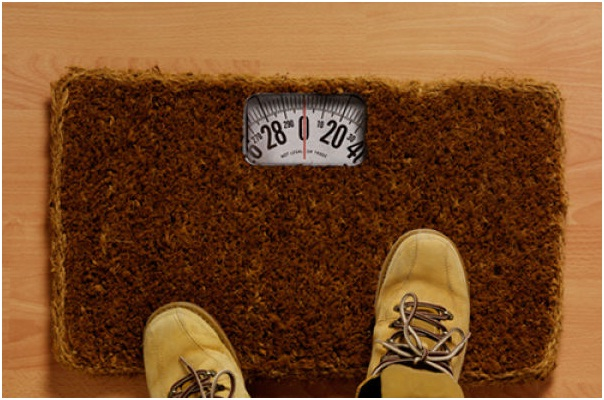 Scale Doormat-12 Creative And Funny Doormats Ever