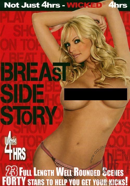 Breast Side Story-24 Funniest Porn Movie Parody Titles