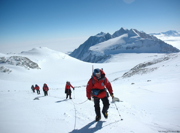 Vinson Massif-Deadliest Mountains Around The World