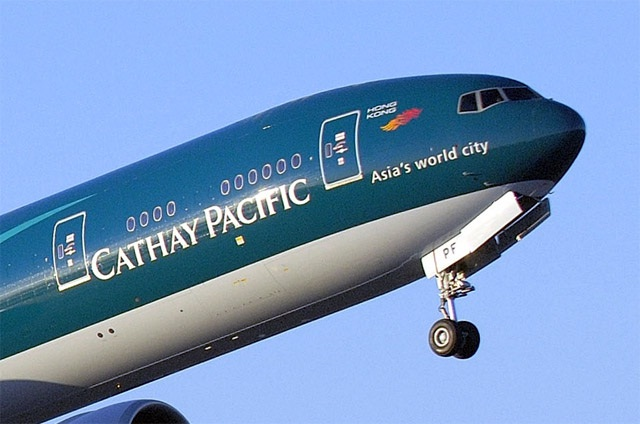 Cathay Pacific-Safest Airlines