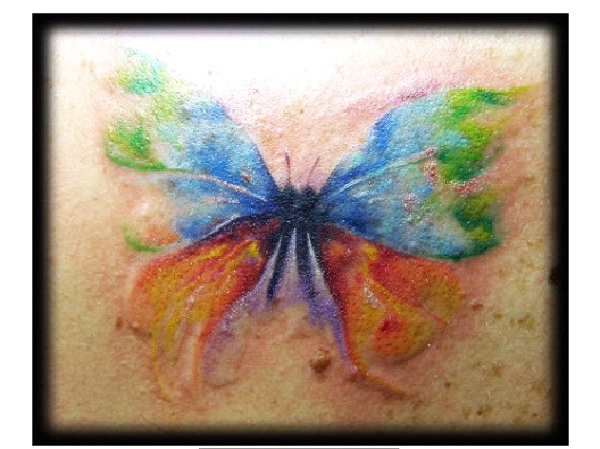 Butterfly Effect-Amazing Watercolor Painting Tattoos
