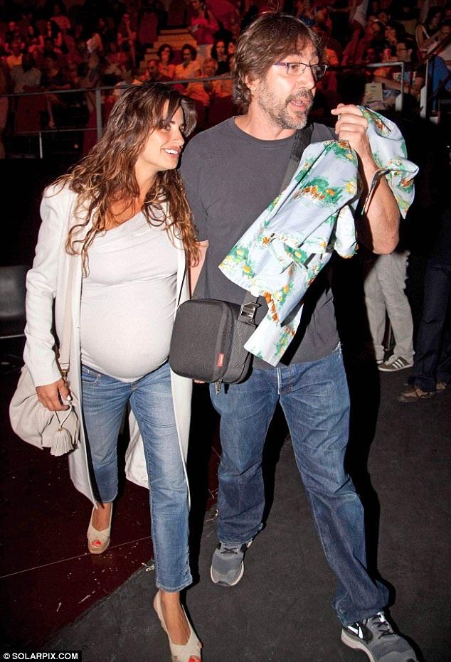 Penelope Cruz-Celebrity Babies Born In 2013