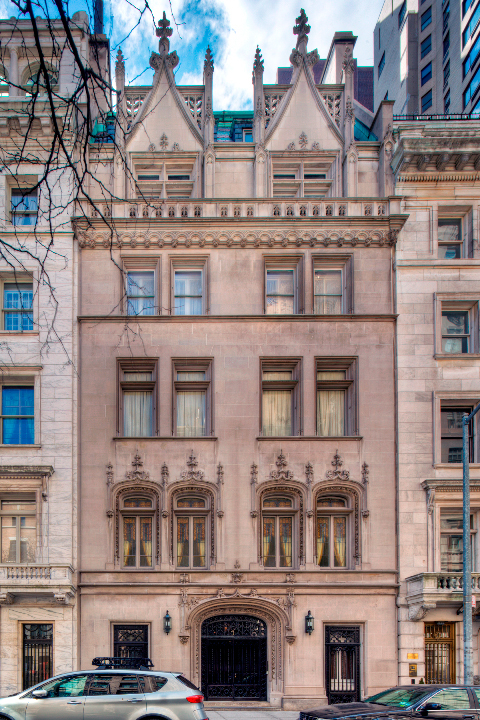 Woolworth Mansion, New York, NY-15 Most Expensive Homes In The World