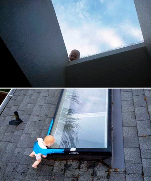 The Baby from Hell-15 Pranks So Evil That They Are Actually Genius