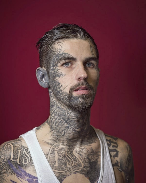What Kind of a Tattoo Was That?-15 People With Terrible Face Tattoos