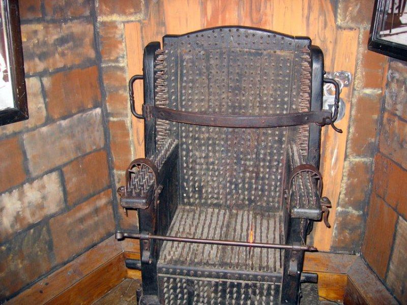 The Torture Museum, Amsterdam, Netherlands-15 Weirdest Museums Around The World