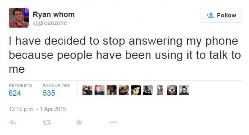 Texting is Better-15 Hilarious Tweets About Adulthood That Will Make You Lol