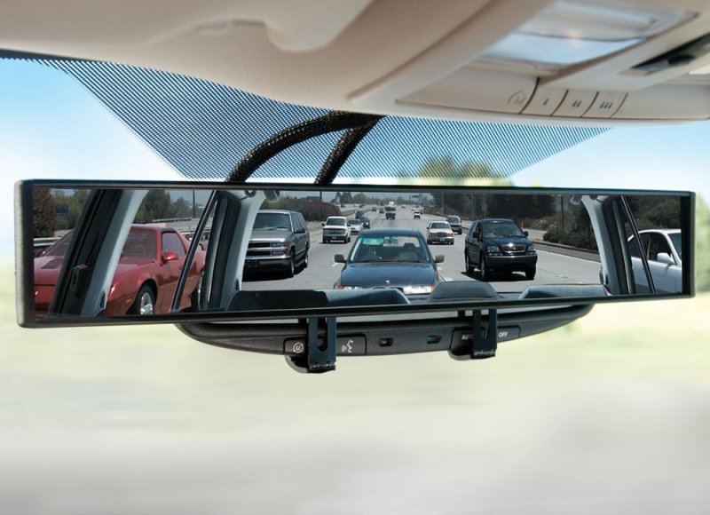 No Blind Spot Mirrors-36 Strangest Gadgets That You Can Buy