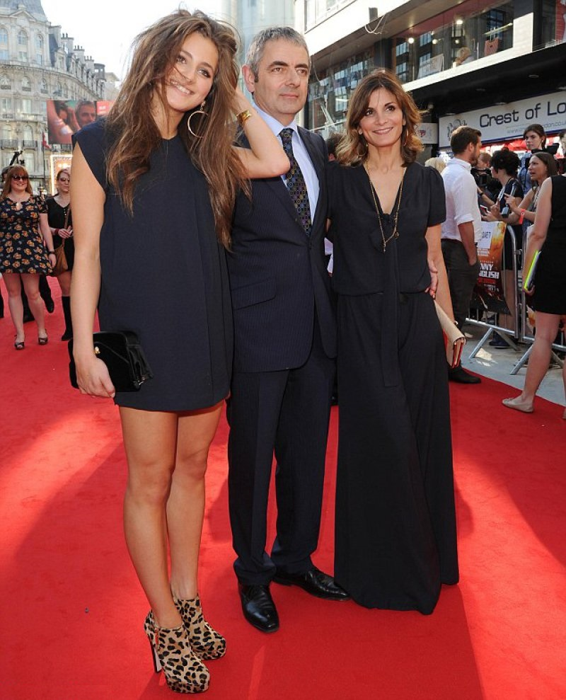 Rowan Atkinson's Daughter Lily Atkinson -15 Celebrity Kids Who Have Grown Up Hot