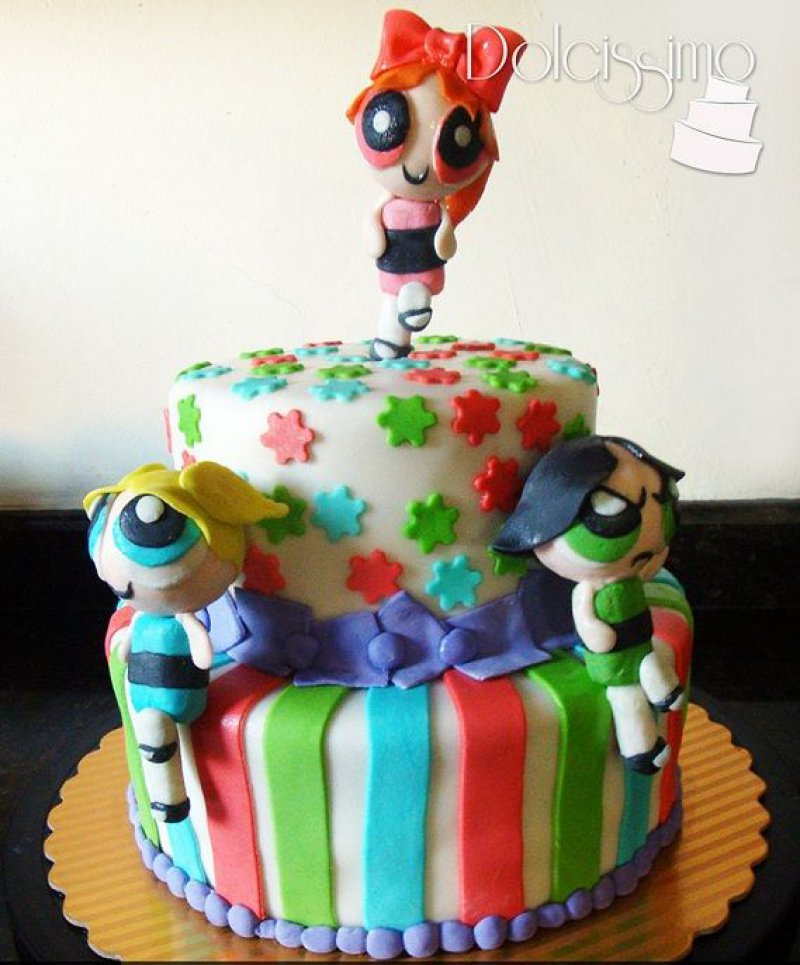 powerpuff girls cake the powerpuff cake 15 amazing 3d model cakes 6741