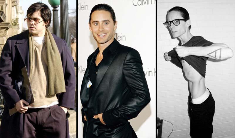 Jared Leto-Shocking Celeb Movie Transformations