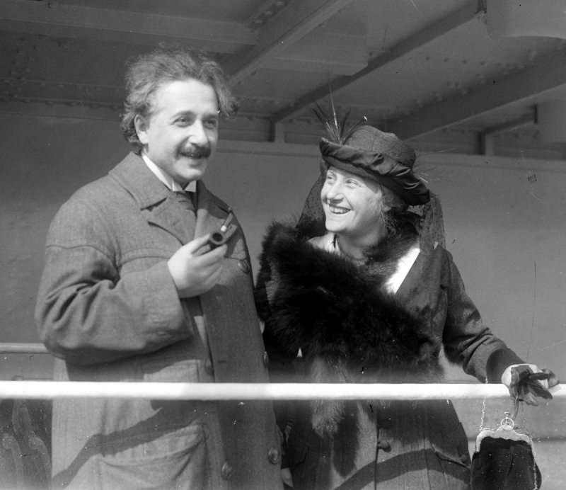 Albert Einstein-15 Famous Personalities Who Married Their Family Members