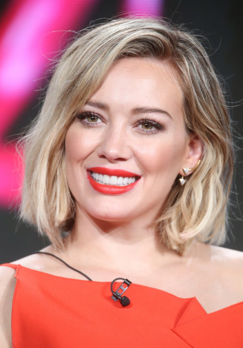 Hilary Duff-15 Popular Disney Channel Stars Then And Now