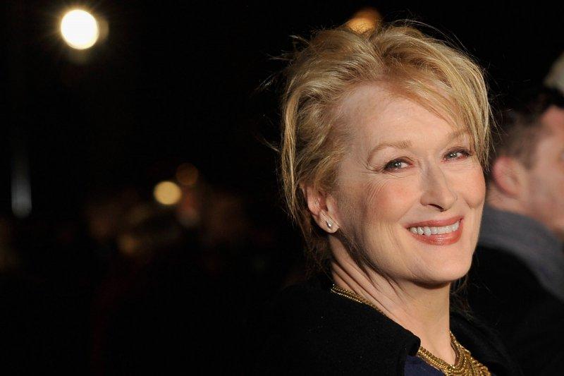 Meryl Streep-12 Female Celebrities Who Never Had Plastic Surgery