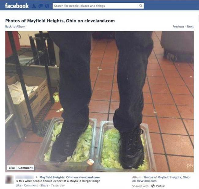 1 Photo, 2 Lettuce Bins, 3 Fired Employees -15 Times Employees Got Fired By Their Boss
