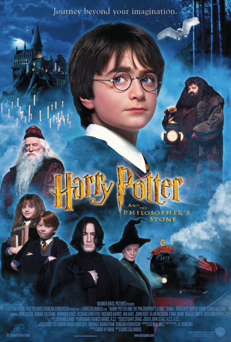 Harry Potter and the Philosopher's Stone-15 Things You Probably Don't Know About Harry Potter Movies