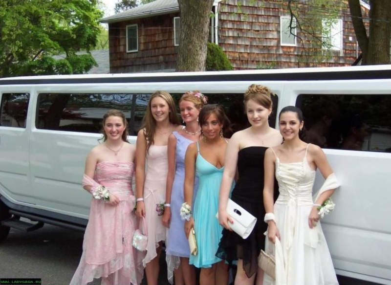 Lady Gaga Prom Date Photo-15 Rare Unseen Celebrity Prom Photos