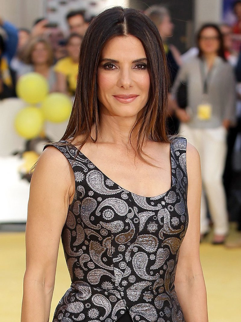 Sandra Bullock-12 Celebrities Who Don't Use Twitter At All
