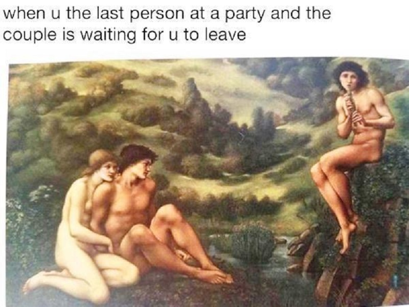 This Funny Situation-15 Art History Reactions That Are Sure To Make You Laugh