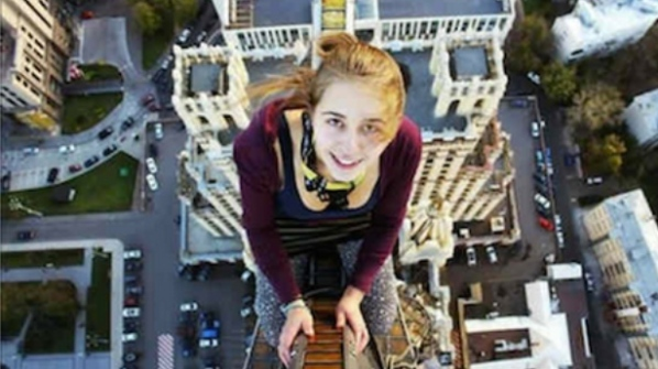 Selfie before death-Selfies That Will Make You Cringe